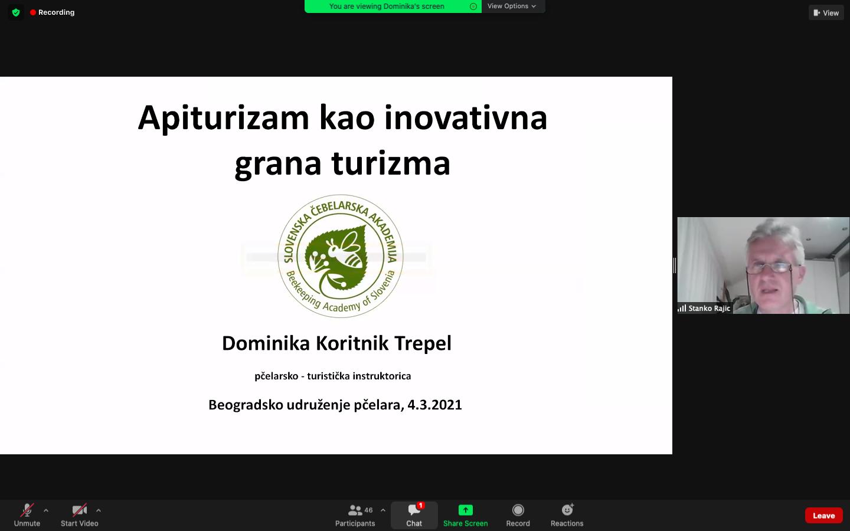Beograjsko čebelarsko društvo (BUP) povabi SČA k sodelovanju